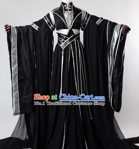 Chinese Prince Cosplay Halloween Costumes Sexy Carnival Costumes Burlesque Kids Costumes