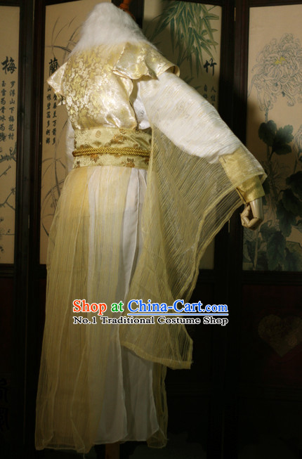 Chinese costumes halloween costume empress emperor hanfu outfit suit