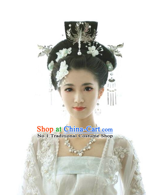 Chinese Traditional Empress Hair Accessories Hair Jewelry Set