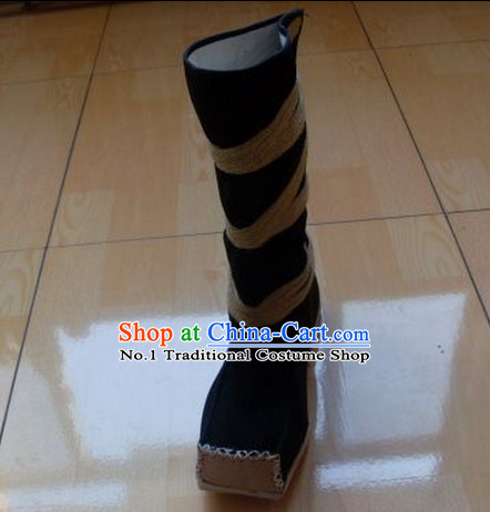 Handmade Asian China TV Drama Ancient Traditional Boots online