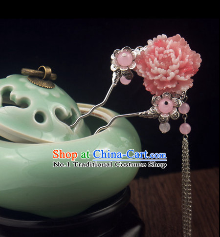 Handmade Chinese Classical Ladies Hair Jewelry