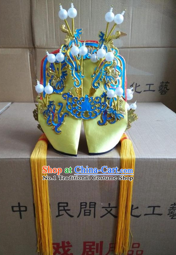 Chinese hat headwear China traditional hat official hat head wear