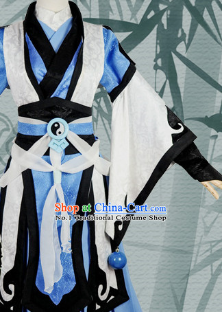 Asian Chinese Fashion Warrior Plus Size Custom Made Halloween Costumes Cosplay Costumes