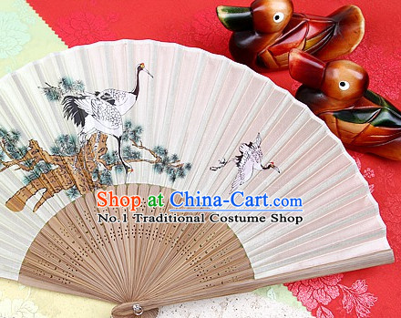 Korean Traditional Decorative Dance Fan