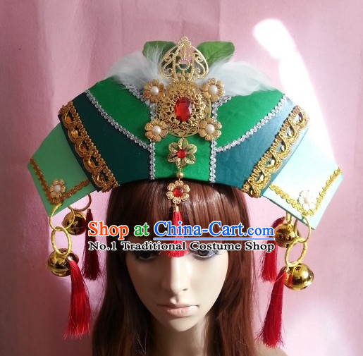 Chinese Traditional Custom Made Cosplay Hat