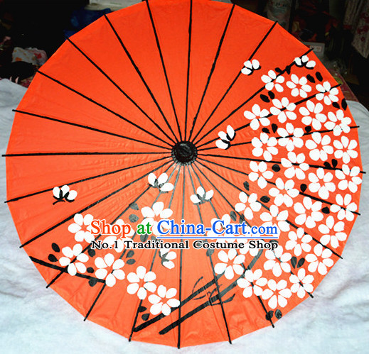 Chinese Traditional Handmade Princess Dance Umbrella