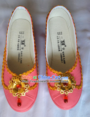 Chinese Traditional Handmade Classical Shoes