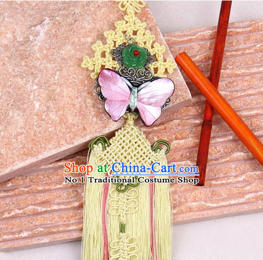 Korean Traditional Butterfly Clothes Accessory