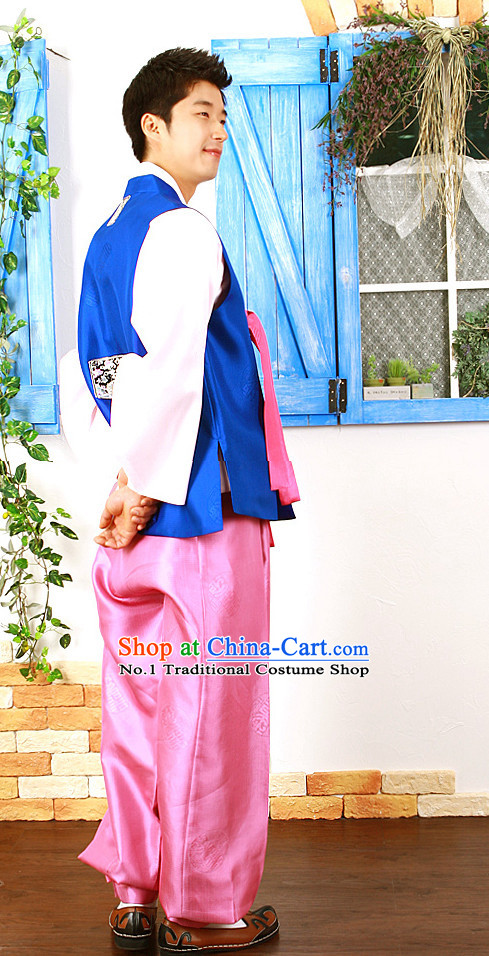 Korean traditional dress dresses clothing clothes suit outfit Korean garment