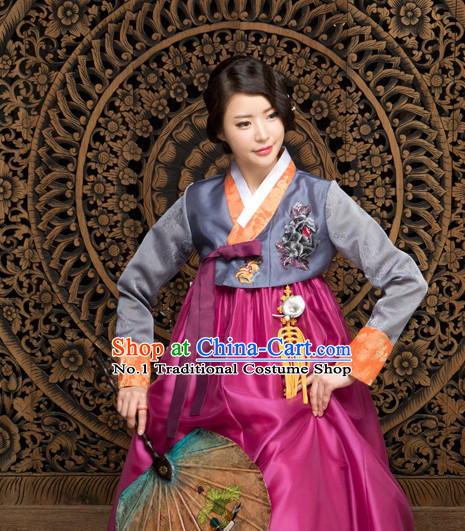 Korean National Costumes Traditional Costumes Costume Shop