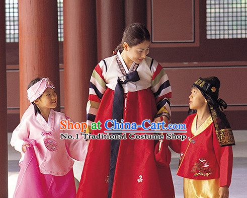 Korean Wife National Costumes Traditional Costumes Hanbok Korea Dress online Shopping