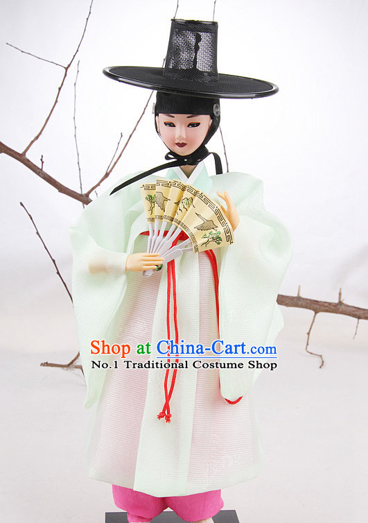 Korean Traditional Home Decorations Statues