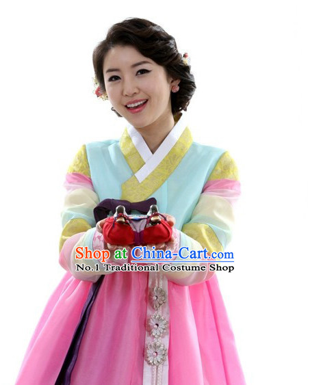 Korean Female Hanbok Fashion online Korean Apparel online Clothing Shopping