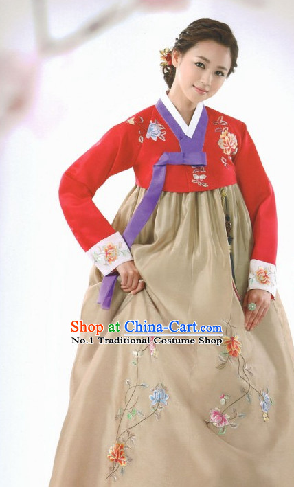 Korean Hanbok Fashion online Apparel Hanbok Costumes