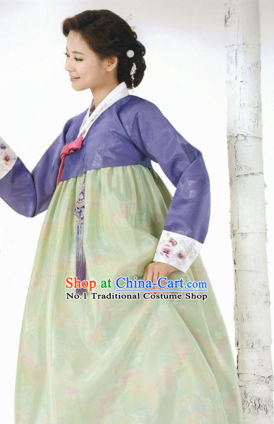 Korean Fashion online Hanbok Costumes Dresses