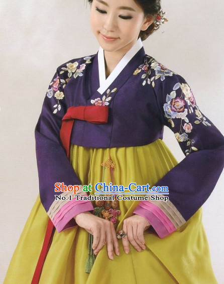 Korean Hanbok Plus Size Clothing Fashion Clothing Korean Traditional Dress