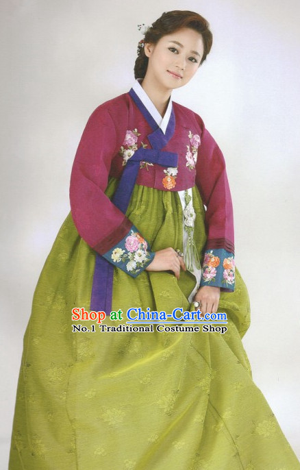 Korean Traditional Clothing online Dress Shopping Complete Set for Women
