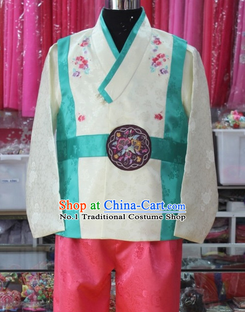 Korean Gentleman National Costumes Traditional Hanbok Clothes online Shopping