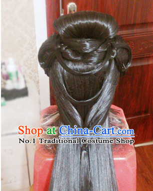Chinese costumes costume asian fashion oriental clothing wig clothes traditional