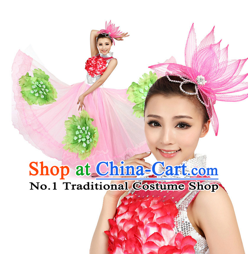 Chinese Traditional Opening Dancing Costumes Discount Dance