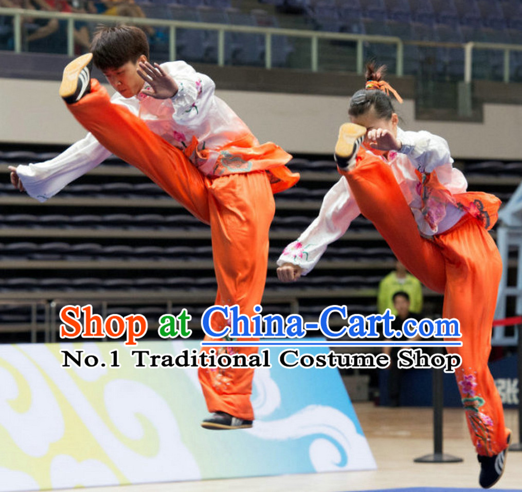 Top Tai Chi Yoga Clothing Yoga Wear Yang Tai Chi Quan Kung Fu Pants Suit for Men or Women