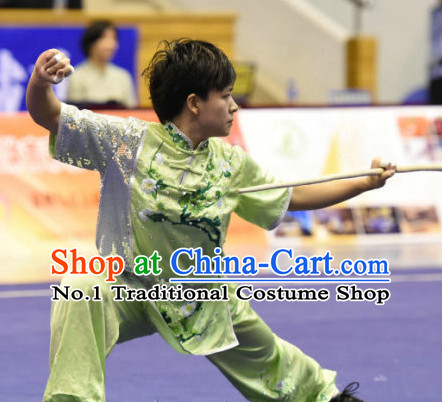 Top Kung Fu Stick Uniforms Kungfu Training Uniform Kung Fu Clothing Kung Fu Movies Costumes Wing Chun Costume Shaolin Martial Arts Clothes
