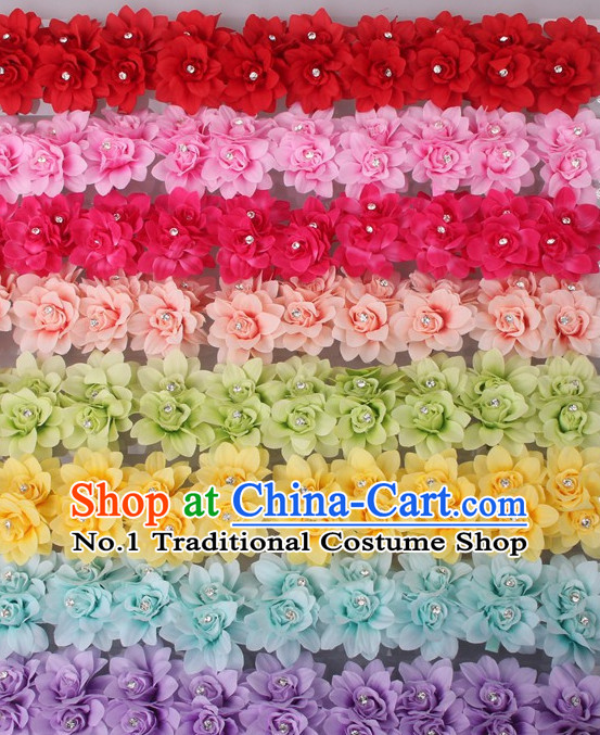 Chinese Opera Hua Tan Hair Accessories for Women