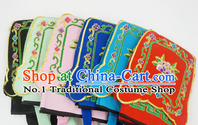 Chinese Opera Chinese Customs Chinese Fashion China Shopping Oriental Clothing Young Men Embroidered Fabric Hat