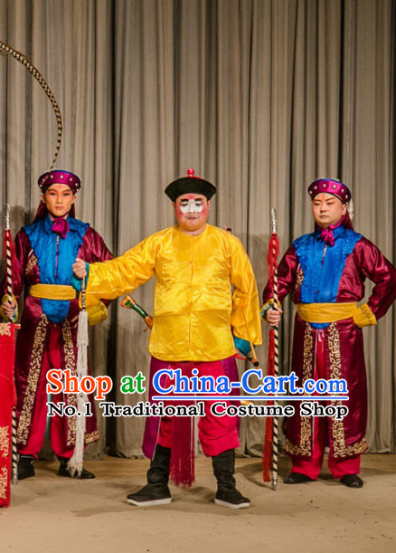 Asian Fashion China Traditional Chinese Dress Ancient Chinese Clothing Chinese Traditional Wear Chinese Opera Bodyguard Clown Costumes for Men