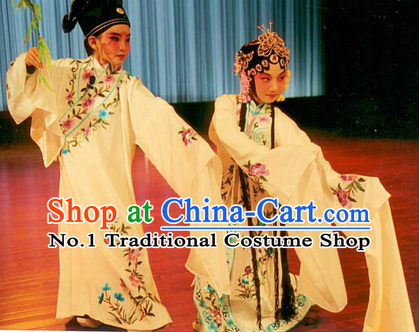 Asian Fashion China Traditional Chinese Dress Ancient Chinese Clothing Chinese Traditional Wear Chinese Opera Young Scholar and Lover Costumes for Kids
