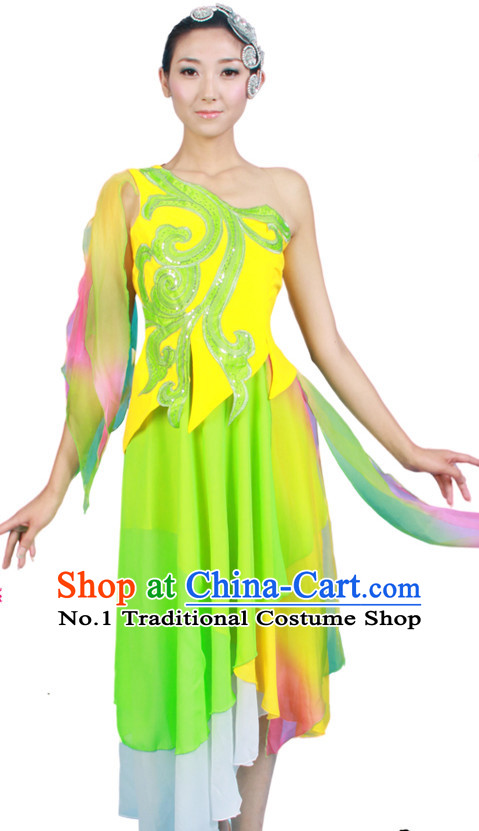 Asian Fashion China Dance Apparel Dance Stores Dance Supply Discount Chinese Classical Dance Costumes for Women