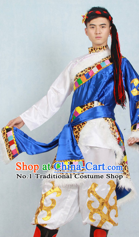 Asian Fashion China Dance Apparel Dance Stores Dance Supply Discount Chinese Mongolian Dance Costumes for Men