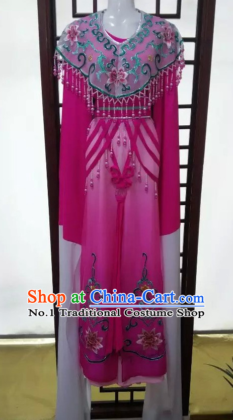Asian Chinese Traditional Dress Theatrical Costumes Ancient Chinese Clothing Chinese Attire Peking Opera Female Princess Costumes