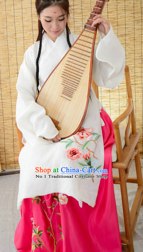 Chinese Traditional Hanfu Plus Size Dresses for Women
