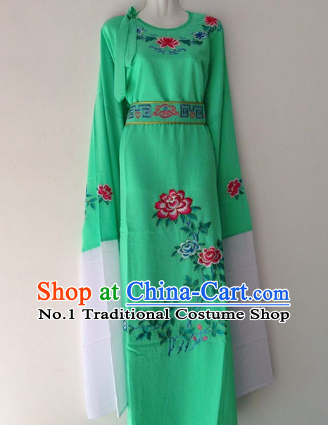 Chinese Beijing Opera Xiao Sheng Long Dress