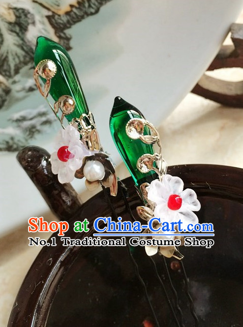 Traditional Chinese Handmade Hair Accessories Hair Pins Hair Jewelry