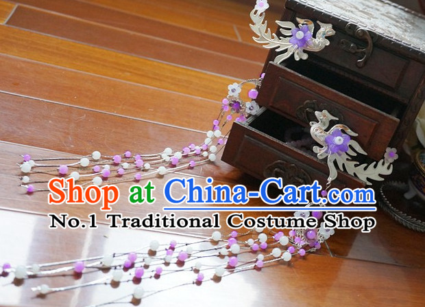 Chinese Ancient Style Phoenix Hair Accessories