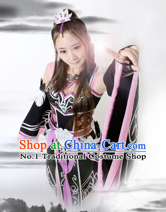 Asia Fashion Chinese Female Cosplay Costumes Costume Halloween Costumes