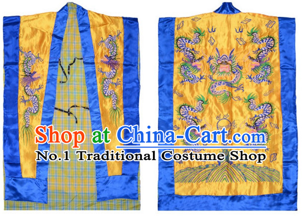 Chinese Folk Wudang Mountain Taoist Uniform for Men