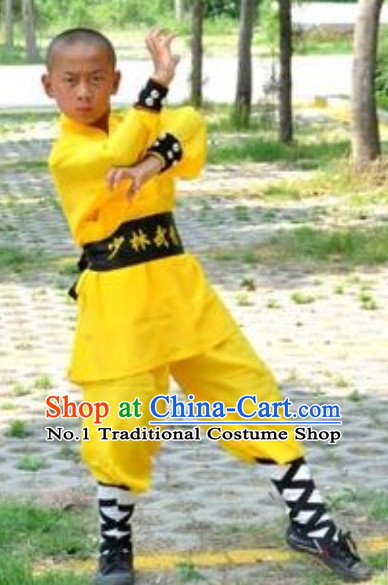 China Traditional Monk Clothes Complete Set for Men