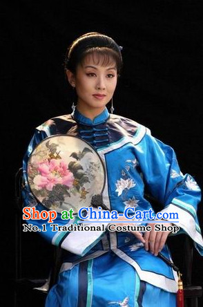 Chinese Traditional Dresses Theatrical Costumes Ancient Chinese Hanfu Noblewoman Mandarin Clothes Blouse and Skirts