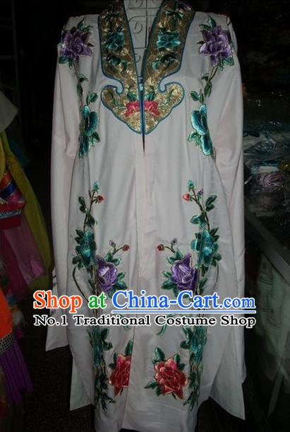Handmade Ancient Chinese Beijing Opera Hua Tan Hua Dan Robes