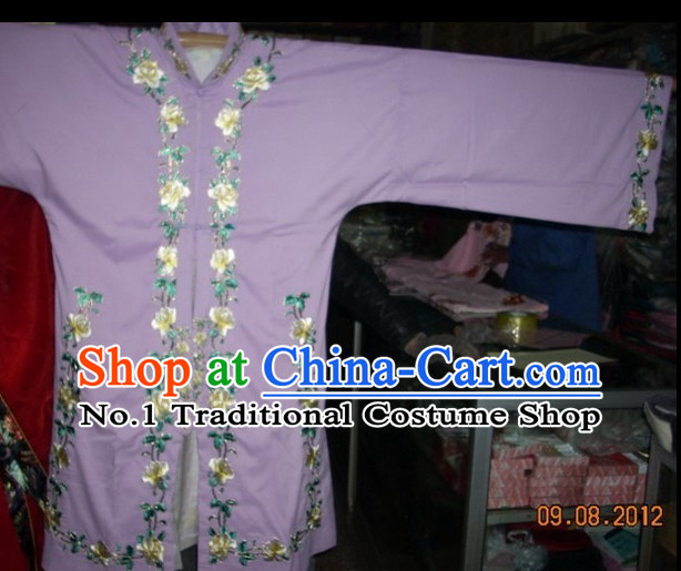 Traditional Ancient Chinese Beijing Opera Gown