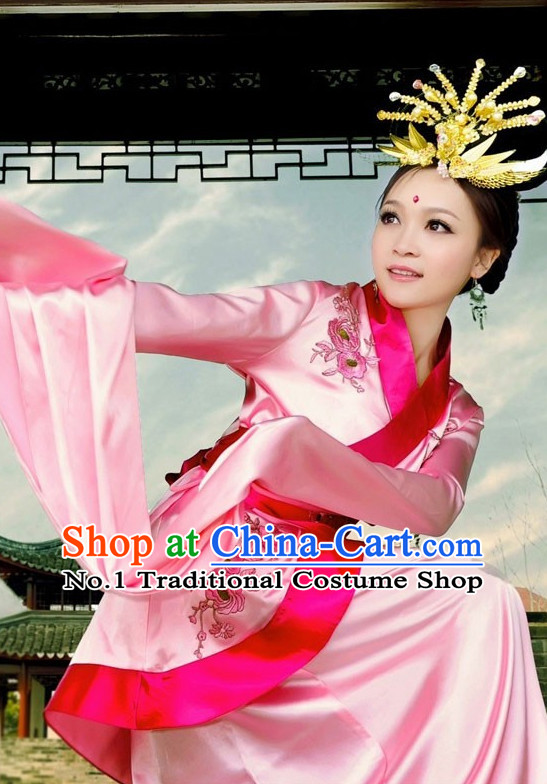 Chinese Traditional Fairy Costumes Oriental Clothing Classical Costume for Women