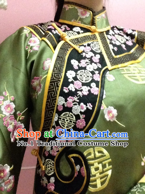 Chinese TV drama costumes long robe series oriental clothing ancient Chinese costumes traditional Chinese dress attire outfits Hanfu han fu