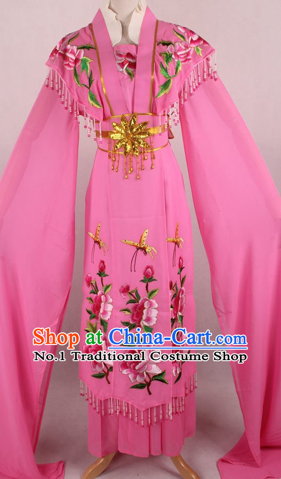 Chinese Traditional Oriental Clothing Theatrical Costumes Opera Ladies Costumes