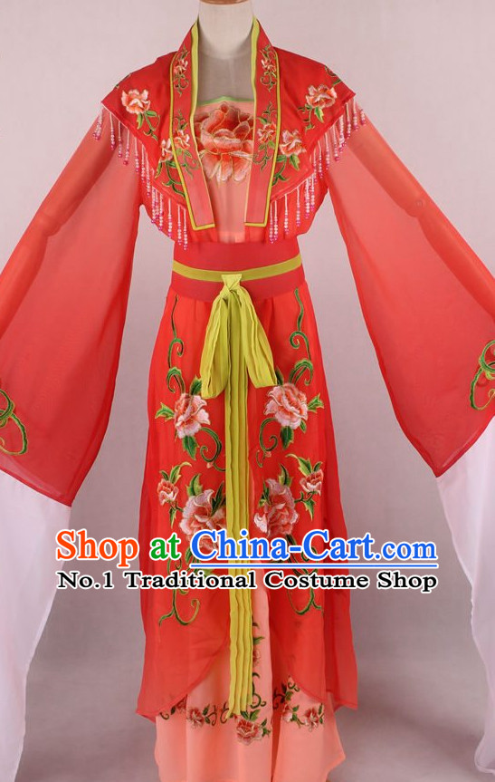 Chinese Traditional Dress Oriental Clothing Theatrical Costumes Opera Costume Ladies Outfits