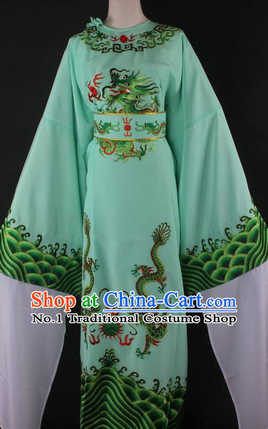 Traditional Chinese Dress Dragon Robe Ancient Chinese Clothing Theatrical Costumes Chinese Opera Costumes Cultural Costume for Men