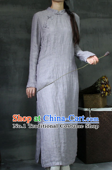 Chinese Traditional Mandarin Clothes or Women