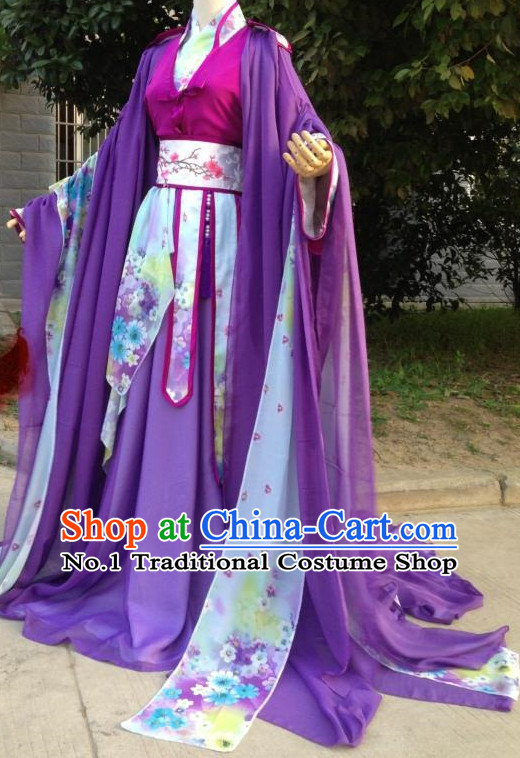 Chinese hanfu ancient costumes traditional dress